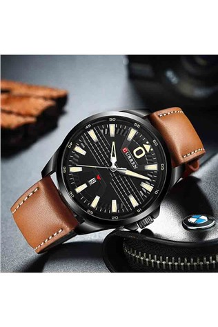 Curren Watches  M8379 - Brown/Black 23001556