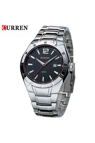 Curren Watches M8103  - Silver/Black 23001522