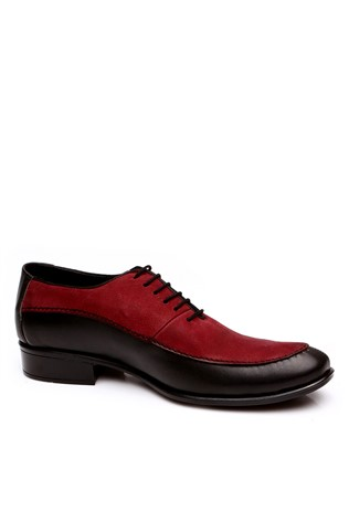 Dé Lasage 351 Bordeaux Men's Shoe