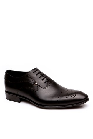352 Black Men's Shoe
