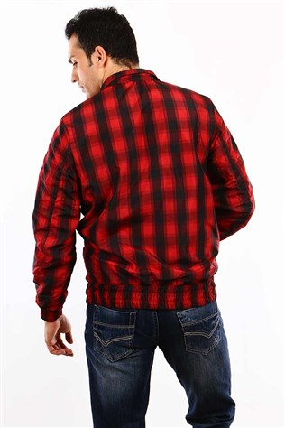 D&a 202tf051 Red Jacket
