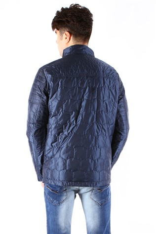 Danger Jeans 2019-2 Dark Blue Men's Jacket