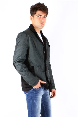 Danger Jeans 2083 Khaki Men's Jacket