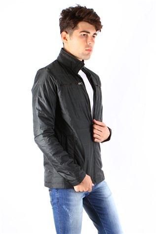 Danger Jeans 3003  Black Men's Jacket