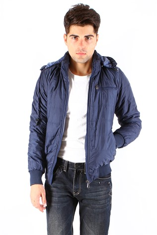 Danger Jeans 2118 Dark Blue Men's Jacket