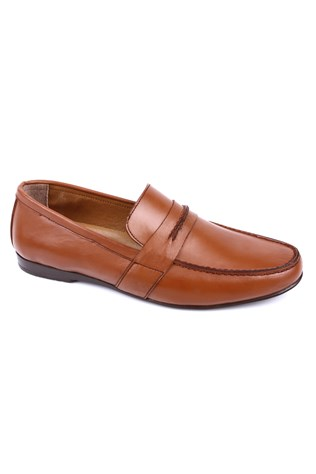 40-01 Coffee Men's Shoe