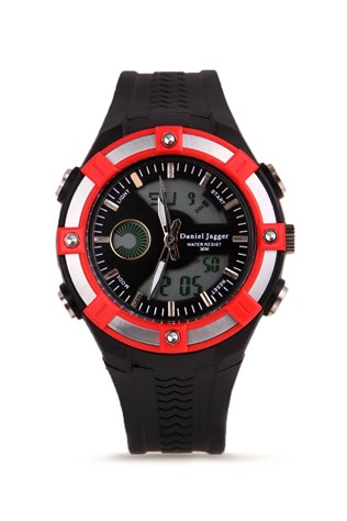Dj Sp-022 Red man's watch