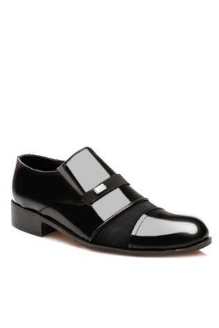 Elegant Black shoes 2018168