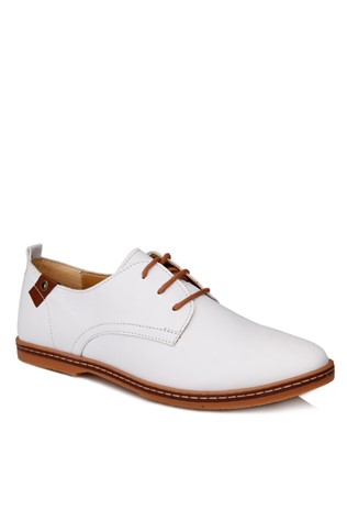 Elegant Leather shoes 201887