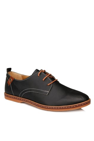 Elegant Leather shoes 201890
