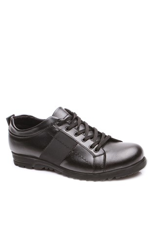 4014 Black Men's Shoe