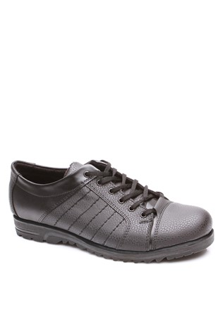 4052 Black Men's Shoe
