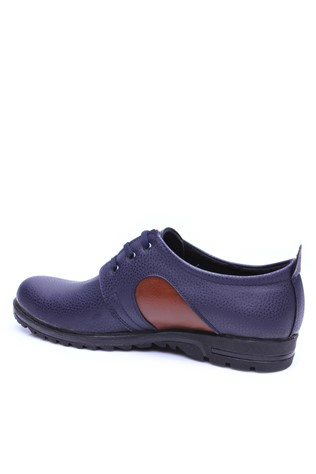 4068 Dark blue Men's Shoes