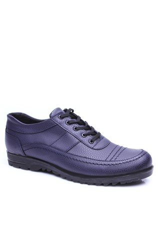 4069 Dark Blue Men's Shoe