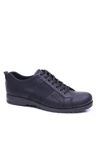 4071  Black Men's Shoe
