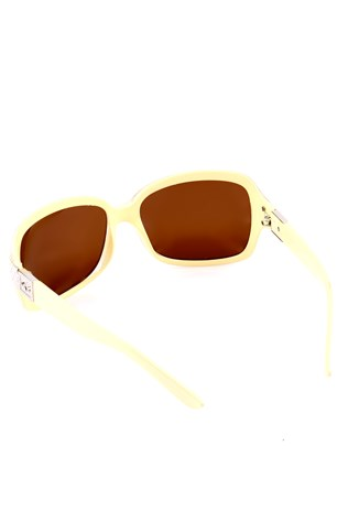 F-polarized Levering Fp524-beige Sunglasses