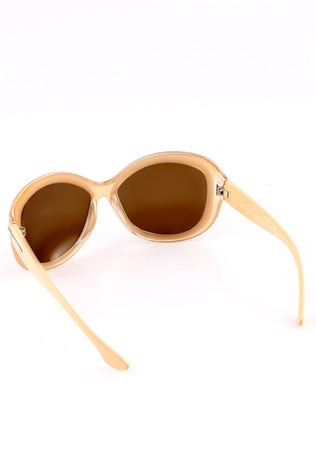 F-polarized Wilbersindy Pol-512-gold Sunglasses
