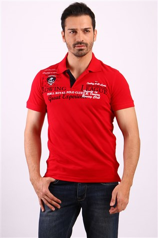 FP-2011-8 RED T-SHIRT SNLC