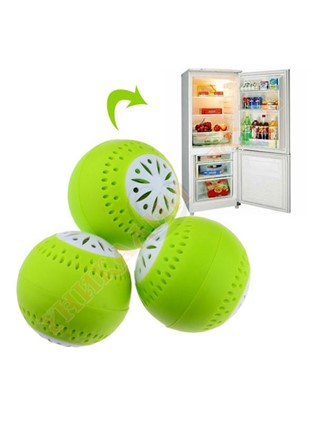 Fridgeballs -For fresh food in the refrigerator