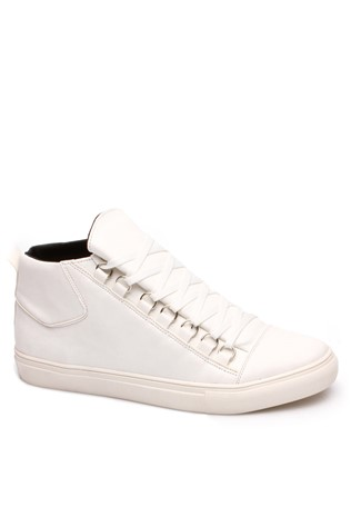 G-5 White Sport Men's Shoe
