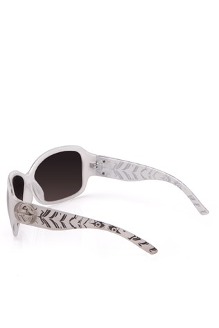 Gabbiano A3502 White Sunglasses