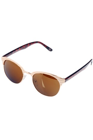 Gabbiano Gb Rd404 Gold lady's sunglasses