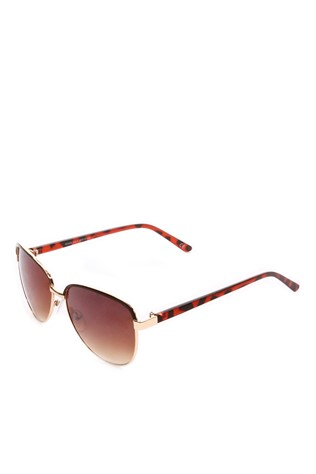 Gabbiano RD406 Καφέ sunglasses