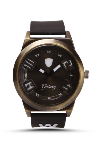 Galaxy 244 Black man's watch