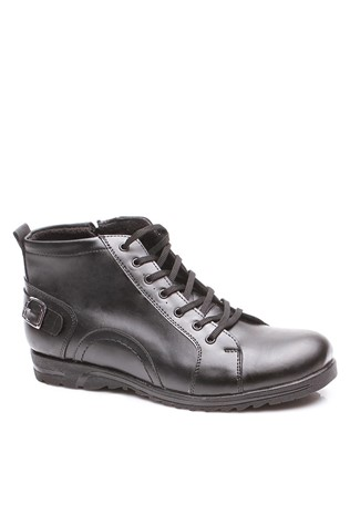 ERG 444 Black Men's Boot