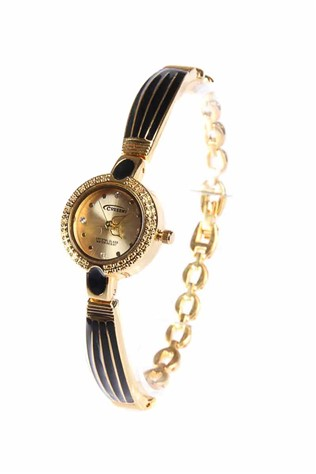 Gemstar Watch  - Black/Gold 22753590