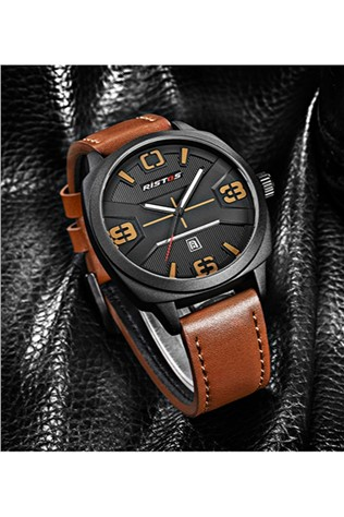 Gemstar Watch  - Brown/Black 22753615