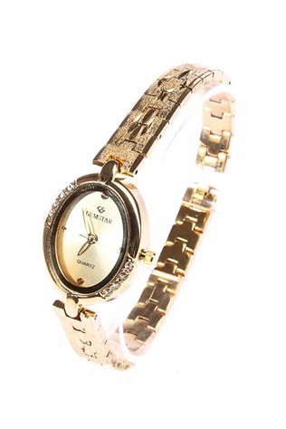 Gemstar Watch  - Gold/White 22753529