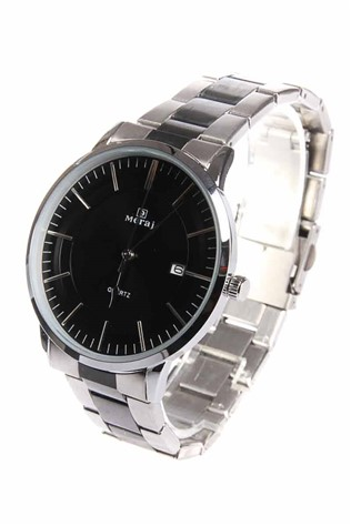 Gemstar Watch  - Silver/Black 22753605