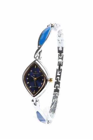 Gemstar Watch  - Silver/Blue 22753507