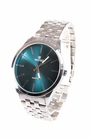 Gemstar Watch  - Silver/Blue 22753600