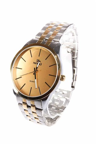 Gemstar Watch  - Silver/Gold 22753593