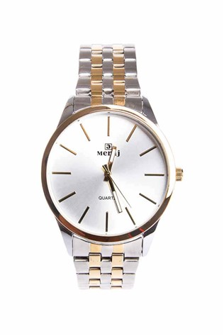 Gemstar Watch  - Silver/White 22753596
