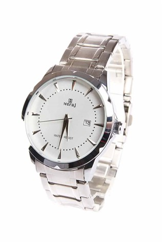 Gemstar Watch  - Silver/White 22753598
