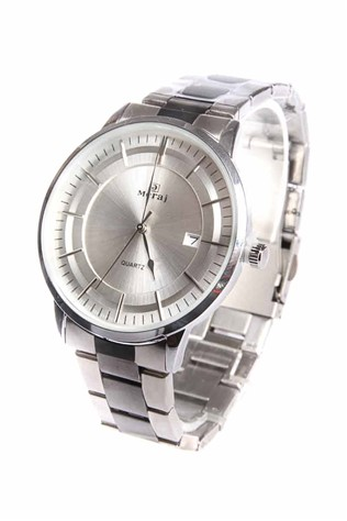 Gemstar Watch  - Silver/White 22753606