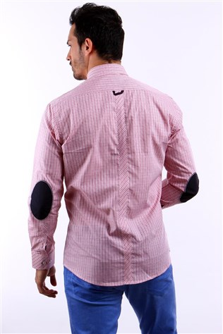 Glk 13102-04 Men's Light Pink Shirt