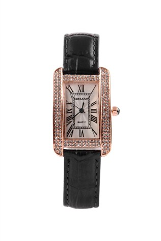 Gnv1909 Black lady's watch