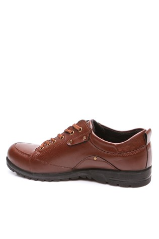 ERG 4007 Brown Men's Shoe