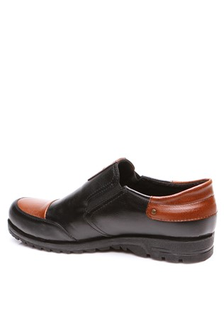 ERG 4008 Black Men's Shoe