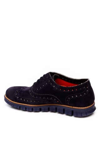 P.fox Ry810 Dark Blue Men's Shoe
