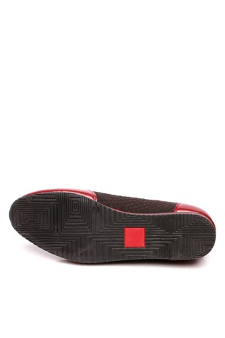 Red Men's Shoes NUEVO 555