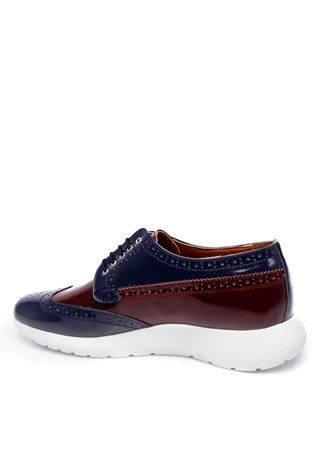 Red Men's Shoes S-9057
