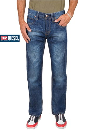 Ανδρικά τζιν Jaden Dexter 604 Medium Blue Wash J3120MT