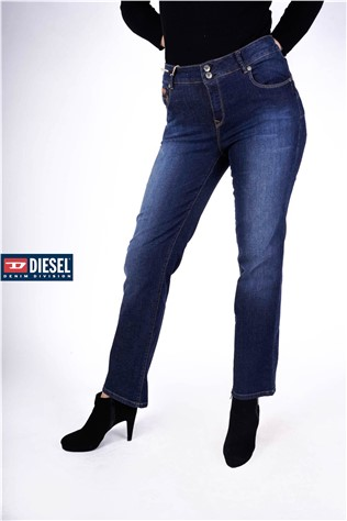 Jeans 615 Dark Blue Wash J1624FF