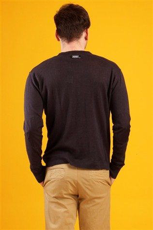Jack&jones 20000213 Men's Flax Anthracite Sweater