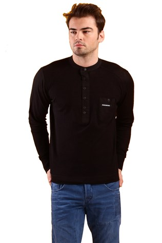 Jack&jones 20000213 Men's Flax Black Sweater